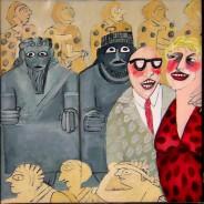 Les créatures transculturelles de Françoise Cloarec, par Nathalie Gaslène